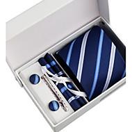 tanie Akcesoria dla mężczyzn-Męskie Luksusowy / Wzór / Klasyczny Modne Krawat Kreatywne