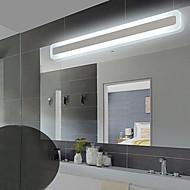 Χαμηλού Κόστους Φωτιστικά Καθρέφτη-OYLYW LED / Μοντέρνο / Σύγχρονο Φωτισμός μπάνιου Υπνοδωμάτιο / Μπάνιο Μέταλλο Wall Light IP20 110-120 V / 220-240 V 18 W / Ενσωματωμένο LED