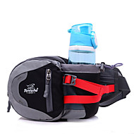 Flaskebælte Bæltetaske Bæltetasker for Campering & Vandring Klatring Cykling / Cykel Løb Sportstaske Multifunktionel Løbetaske iPhone