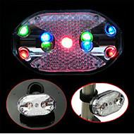 billige Sykkellykter og reflekser-Sykkellykter Lanterner & Telt Lamper sikkerhet lys Baklys til sykkel LED - Sykling Nedslags Resistent Enkel å bære LED Lys AAA 400 Lumens