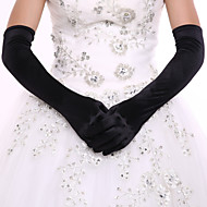 Spandex Opera Length Glove Bridal Gloves Party/ Evening Gloves