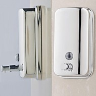 Soap Dispenser / Stainless Steel A Grade ABS Stainless Steel /Contemporary