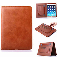 multifunktionelle holder superslankt lædertaske til Apple iPad mini 4 (assorterede farver)