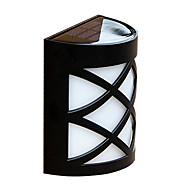 billige Utendørs Lampeskjermer-1 stk LED Solcellebelysning Dekorations Lys Soldrevet Oppladbar Vanntett