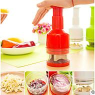 חותכי ירקות ופירות פלדת על חלד / ABS ,