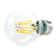 billige Globepærer med LED-YWXLIGHT® 1pc 16 W 1450 lm E26 / E27 LED-globepærer A60(A19) 8 LED perler COB Dekorativ Varm hvit / Naturlig hvit 220-240 V / 110-130 V / 1 stk. / RoHs