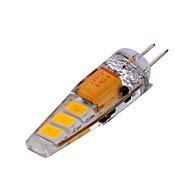 baratos Luzes LED de Dois Pinos-YWXLIGHT® 1pç 3 W 500-700 lm G4 Luminárias de LED  Duplo-Pin T 6 Contas LED SMD 5730 Decorativa Branco Quente / Branco Frio 12 V / 24 V / 1 pç / RoHs