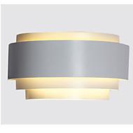 저렴한 -LED / 미니 스타일 플러시 마운트 벽 조명,모던/현대 E26/E27 금속