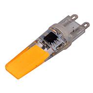billige Bi-pin lamper med LED-YWXLIGHT® 1pc 7 W 500-700 lm G9 LED-lamper med G-sokkel T 2 LED perler COB Dekorativ Varm hvit / Kjølig hvit 220-240 V / 1 stk. / RoHs