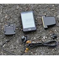 레크리에이션 사이클링 사이클링/자전거 산악 자전거 도로 자전거 자전거 디지털 장비 방수 휴대용 편안함 견고함 주행 거리계(오도미터) 편리 Av - 평균 속도 주행 기록계 시계 최대-최대 속도 SPD - 현재 속도 Dst - 트립 디스턴스 LCD