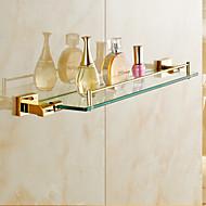 cheap Ti-PVD Series-Shower Basket Bathroom Gadget / Ti-PVD Brass /Contemporary