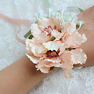 cheap Flowers-Wedding Flowers Bouquets Wrist Corsages Unique Wedding Décor Others Artificial Flower Wedding Special Occasion Party / Evening Material