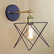 LED Vegglamper,Rustikk Metall