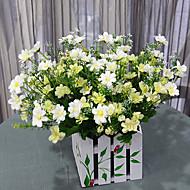 tanie -Poliester Stokrotki Sztuczne Kwiaty