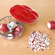 Sebze-Meyve Kesiciler Paslanmaz Çelik / ABS ,