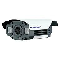 billige Utendørs IP Nettverkskameraer-strongshine® ip kamera med 1,0m / 50m avstand infrarød / vanntett / dag og natt / poe strømforsyning