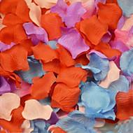 Gren Silke Roser Bordblomst Kunstige blomster 4.5x4.5cm