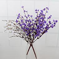 tanie -wysokiej jakości wintersweet kwiaty jedwabne kwiaty sztuczne kwiaty do dekoracji kwiatu kit1pc / zestaw
