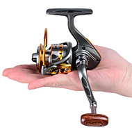 穴釣りリール 5.2:1 12 ボールベアリング 交換可能 ベイトキャスティング / 穴釣り / スピニング / 川釣り / その他 / バス釣り / ルアー釣り / 一般的な釣り / 鯉釣り-DK150-1 DEBAO