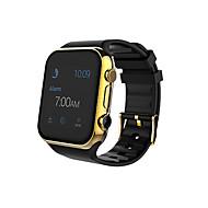 tanie Inteligentne zegarki-Inteligentny zegarek na iOS / Android Spalone kalorie / Długi czas czuwania / Odbieranie bez użycia rąk / Wodoszczelny / Wideo Czasomierz / Rejestrator aktywności fizycznej / Rejestrator snu / Kompas