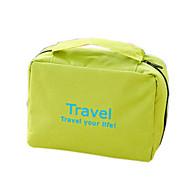 Reisekosmetiktasche Kosmetik Tasche Kosmektik & Make-up-Tasche Aufhängbare Kosmetiktasche Wasserdicht Tragbar Klappbar Aufhängen