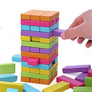 Stavební bloky za dárky Stavební bloky Dřevo Hračky