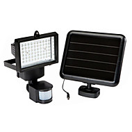 cheap LED Flood Lights-The human body induction solar energy bright energy saving LED courtyard lamp
