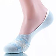 Low Cut Socken Damen Atmungsaktiv Schweißableitend Reibungsarm-6 Paare für