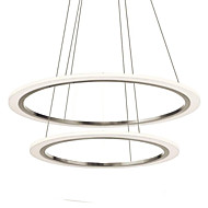 cheap Pendant Lights-Pendant Light Ambient Light - LED, Modern / Contemporary, 110-120V 220-240V, Warm White Cold White, Bulb Included