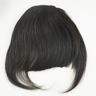 100% Human Hair Bangs Cute Style Bangs