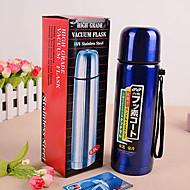aço bala suspensórios cor estilo aleatória pot térmica