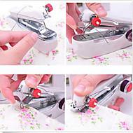 σπίτι μίνι εγχειρίδιο ραπτομηχανή φορητό μικρό σε μέγεθος τσέπης ραπτομηχανή τυχαίο χρώμα