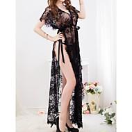 Damen Spitze Besonders sexy Nachtwäsche - Gitter / Gespleisst Solide