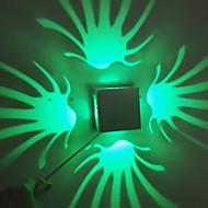 tanie Kinkiety Ścienne-Modern / Contemporary Lampy ścienne Na Metal Światło ścienne 90-240V 3WW