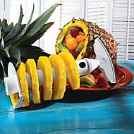fruta utilitária de abacaxi útil cortador de fatias fácil manual fnife gadgets de cozinha