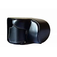 billige Etuier, vesker og stropper-a6300 kameraveske for sony A6000 / a6300 (svart / hvit / brun / kaffe / rosa)