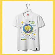 Inspirirana ubojstvo Učionica Korosensei Anime Cosplay nošnje Cosplay majica Print Kratkih rukava T-majica Za Muškarci Žene