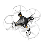 RC Drone FQ777 124 RTF 4 Kanaler 6 Akse 2.4G Fjernstyret quadcopter En Knap Til Returflyvning / Hovedløs Modus / 360 Graders Flyvning