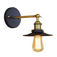 baratos Arandelas de Parede-CXYlight Rústico / Campestre Luminárias de parede Metal Luz de parede 110V / 110-120V / 220-240V Max 60W