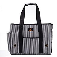 Dog Carrier & Travel Backpack Pet Carrier Portable Stripe