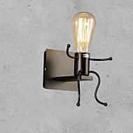 baratos -AC 110-120 AC 220-240 60 E26/E27 Rústico/Campestre Pintura Característica for Estilo Mini,Luz Ambiente Luz de parede