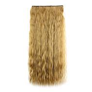 Klasik Visoka kvaliteta Kose za kosu Ugradnja umetaka Bež Dnevno