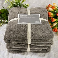 cheap Towels & Robes-Fresh Style Bath Towel,Solid Superior Quality 100% Coral Fleece Towel