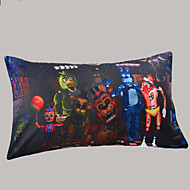cheap Sheet Sets & Pillowcases-Discount Cartoon Pillowcase For Kids Five Nights at Freddy Bedding Decorative 20inchx30inch Pillow Case New Year Gift