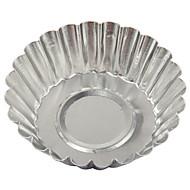 billige Bakeredskap-Bakeform For Småkaker For Cupcales Aluminum Høy kvalitet Ferie