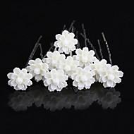 cheap Wedding Headpieces-Pearl Hair Pin Hair Stick 1 Wedding Special Occasion Headpiece