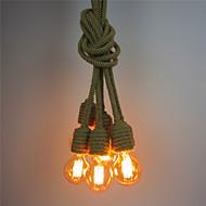 CXYlight 6-luz Racimo Lámparas Colgantes Luz Ambiente Otros Metal Mini Estilo 110-120V / 220-240V Bombilla no incluida / E26 / E27