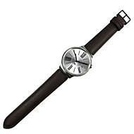 billiga Smart klocka Tillbehör-Klockarmband för Huawei Watch Huawei Klassiskt spänne Läderloop Läder Handledsrem