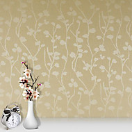 1PC Waterproof Fabric Thickening 3D Vinyl Wallpaper Roll Bedroom Background Wall Paper