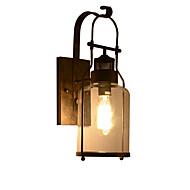 billige Vegglamper med LED-Moderne / Nutidig Vegglamper Metall Vegglampe 220V / 110V max60w